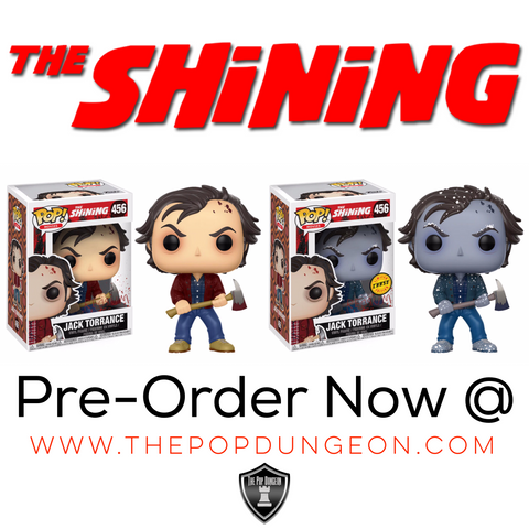 PRE-ORDER - Funko POP! Movies Jack Torrance Vinyl Figure (CHASE BUNDLE)