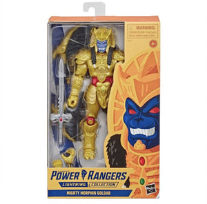 Goldar Power Rangers Lightning Action Figure (GameStop)