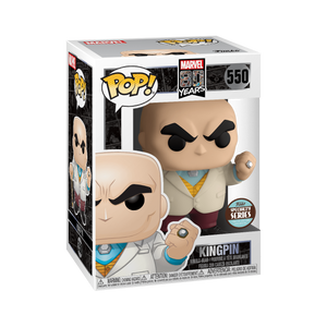 Funko POP! Marvel 80th Kingpin (First Appearance) Vinyl Figure (Specialty Series) NEW