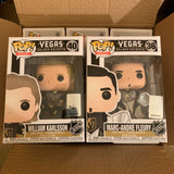 Funko POP! Hockey Fleury & Karlsson Vinyl Figure (2 Pack) NHL Vegas Golden Knights