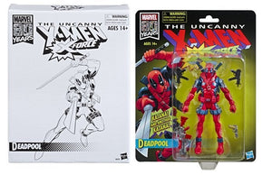Marvel Legends - Retro Uncanny X-Men Deadpool Action Figure (Exclusive)