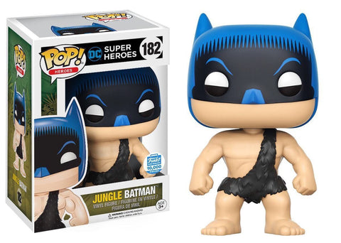 Funko POP! Heroes Jungle Batman Vinyl Figure (Funko Shop) NEW