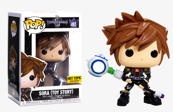 Funko POP! Disney Sora (Toy Story) Vinyl Figure (Hot Topic) NEW -  - Funko - The Pop Dungeon