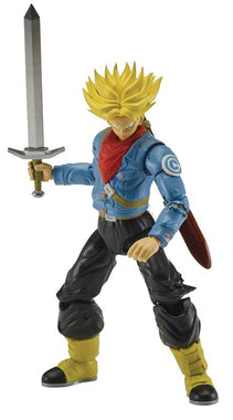 Dragon Ball Stars - Super Saiyan Trunks Action Figure -  - Funko - The Pop Dungeon