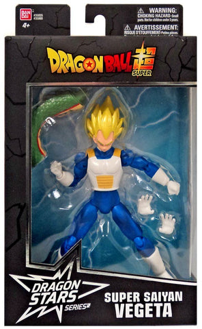 Dragon Ball Stars - Super Saiyan Vegeta Action Figure