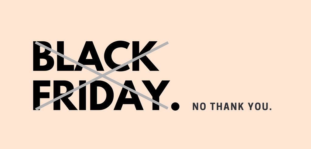 Read THIS Open Letter Before You Go Black Friday Shopping (Please!)
