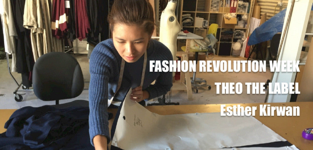 Fashion Revolution: Bridging The Gap With Theo The Label