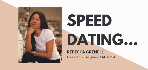 Speed Dating...Rebecca Grenell, LACAUSA