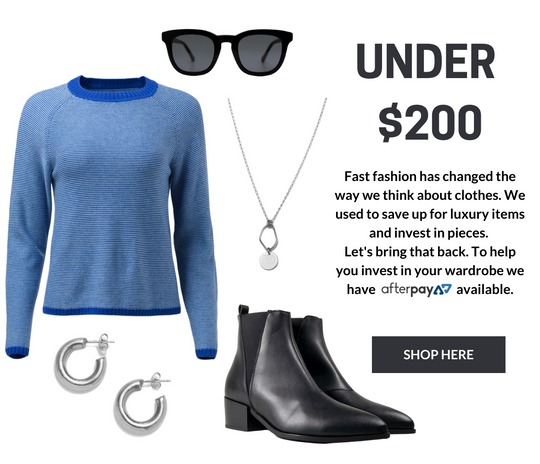 Shop Affordable Ethical Fashion Under $200