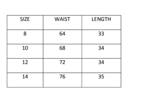 Fabric_Social_Size_Guide_Leila Shorts
