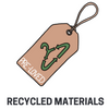 RECYCLED MATERIALS | Shop Your Values | ECO.MONO
