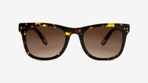 NEO Dark Tortoiseshell | Ethical & Sustainable Sunglasses Australia | ECOMONO | Melbourne