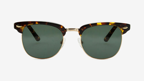 DAYO Classic Tortoiseshell | Ethical & Sustainable Sunglasses Australia |  ECOMONO