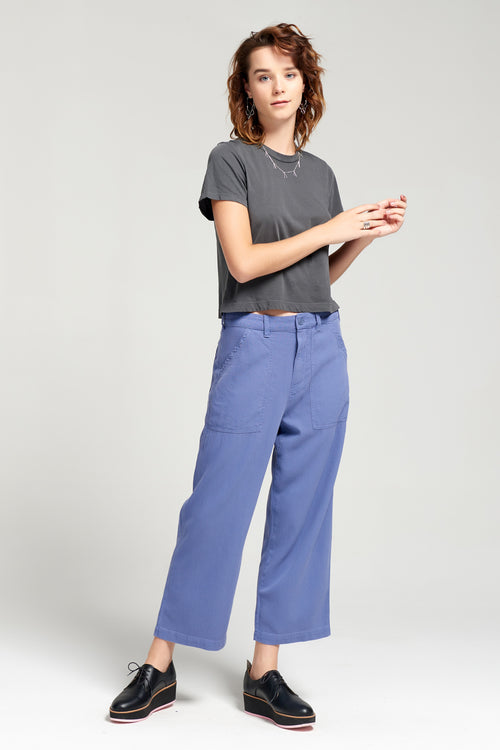 Stella Pants - French Blue