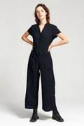 Bungalow Jumpsuit - Tar