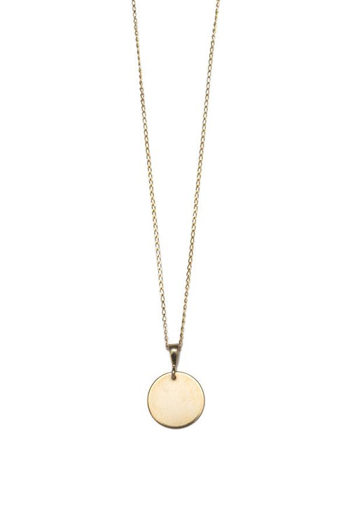 RBCCA KSTR | Base Pendant Necklace | Ethical & Sustainable Jewellery & Accessories | ECO.MONO