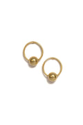 RBCCA KSTR | Ball Studs | Ethical & Sustainable Jewellery & Accessories | ECO.MONO