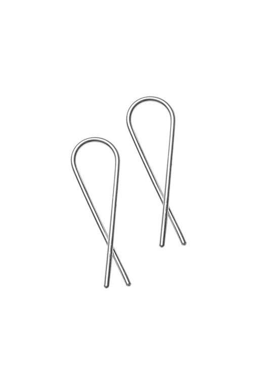 Ear Hooks - Small teardrop | Sustainable Jewellery & Accessories | ECO.MONO