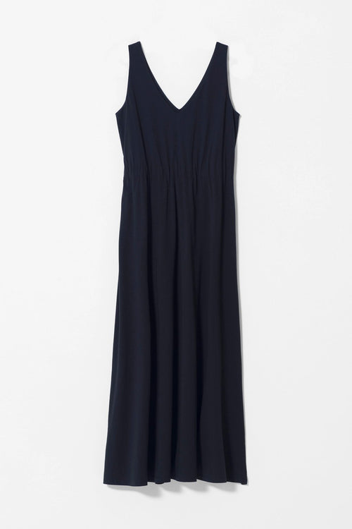 ASTRUP DRESS BLACK | Ethical & Sustainable Fashion Australia | ECO.MONO | Melbourne | Spring Summer