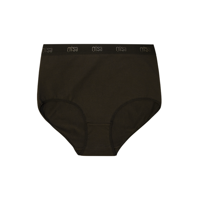 Plus Sized Briefs | Ethical Underwear Australia | ECO.MONO