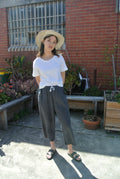 Charcoal Roamer Pants (Made to Order)