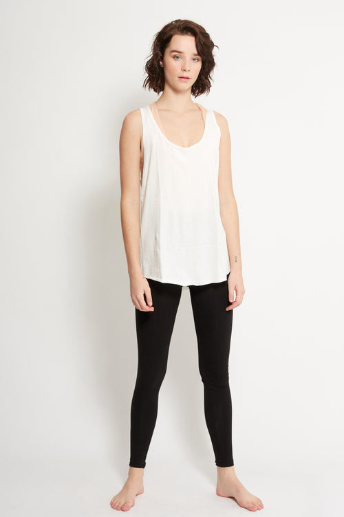 Oversized Tank | Ethical Activewear Australia | Organic Cotton | ECO.MONO | Melbourne