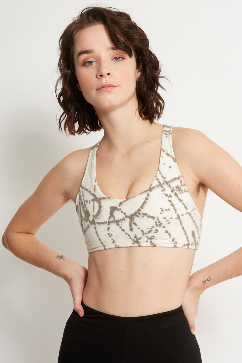 Fitness Bra | Ethical Activewear | Organic Cotton | ECO.MONO | Melbourne