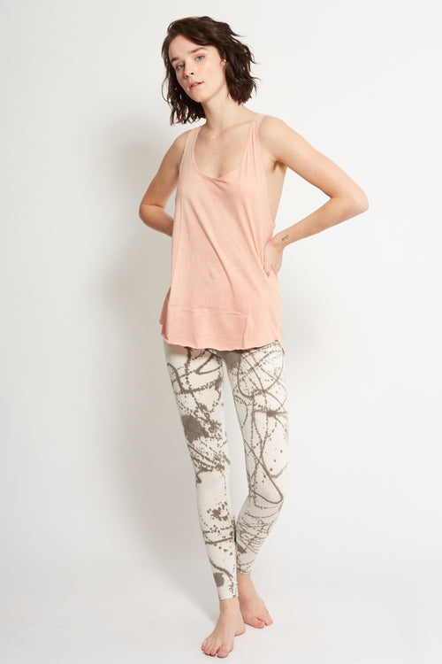 Warrior Leggings | Ethical Activewear | Organic Cotton | ECO.MONO
