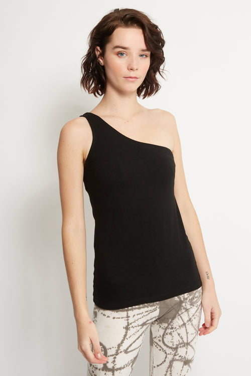 Asymmetric Top | Ethical Activewear | Organic Cotton | ECO.MONO