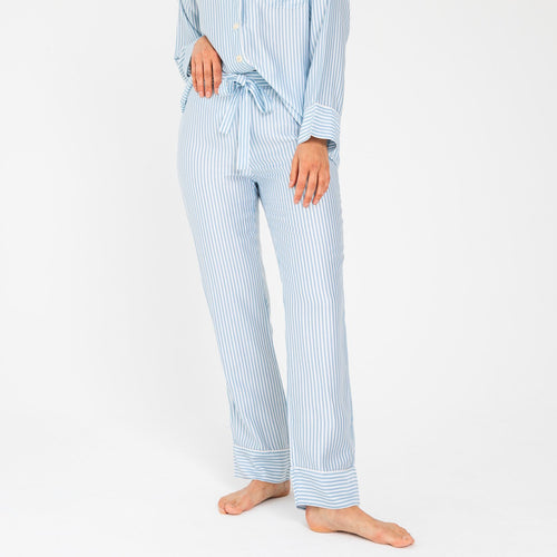 Bamboo Lyocell Pj Pants | Ethical & Sustainable Sleepwear Australia | ECO.MONO | ettitude | Melbourne