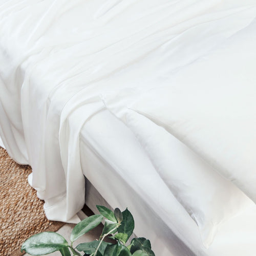 Bamboo Lyocell Flat Sheet | Ethical & Sustainable Bedding Australia