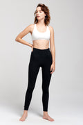 Basic Full Length High-waist Leggings | Ethical Activewear | ECO.MONO