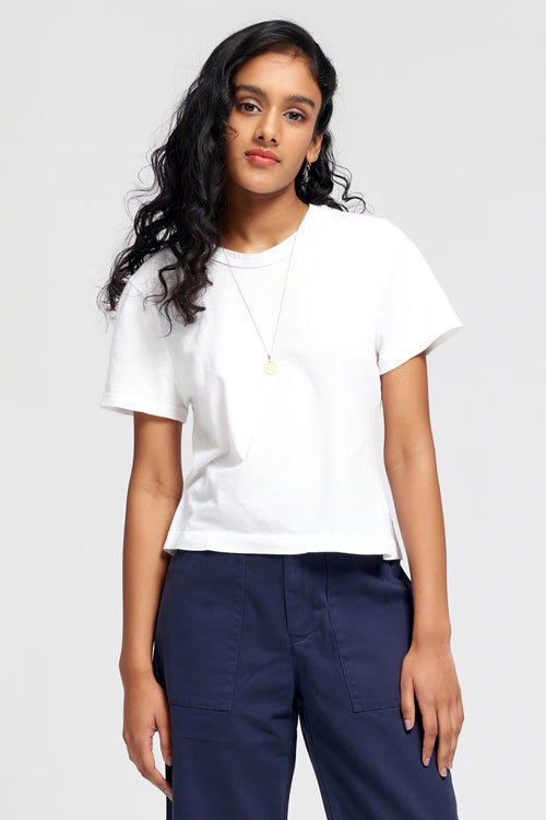 Lacausa Foster Shirt White
