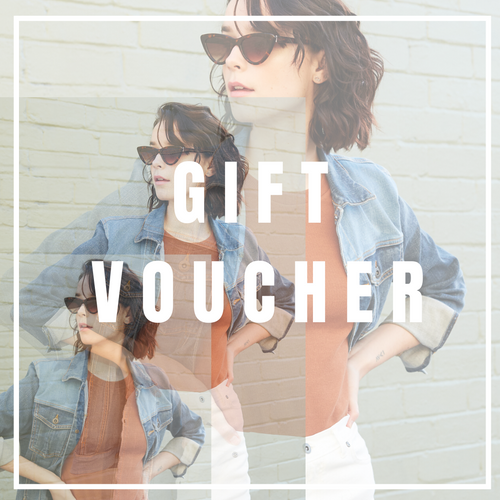 Gift Card | Make A Conscious Purchase | Ethical Brands