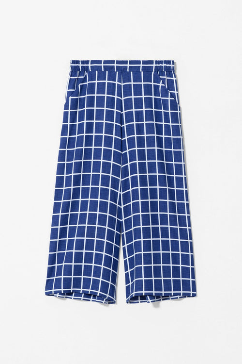HOPEN PANTS BLUE | Ethical & Sustainable Fashion Australia | ECO.MONO | Melbourne | Spring Summer