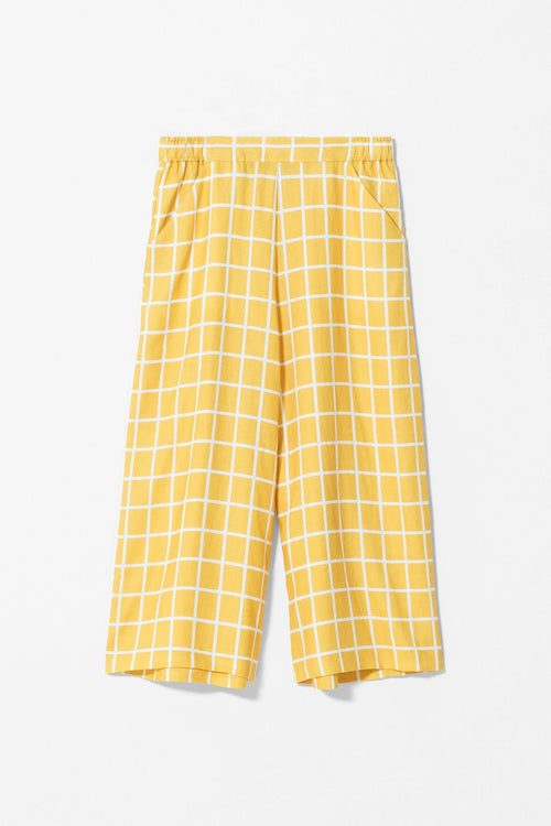 HOPEN PANTS YELLOW | Ethical & Sustainable Fashion Australia | ECO.MONO | Melbourne | Spring Summer
