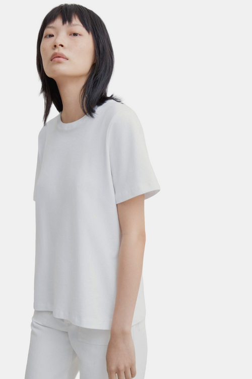 Kowtow Classic Tee White | Organic Cotton | Ethical Fair Trade Clothing