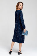 Long Sleeve Wrap Dress | Ethical & Sustainable Fashion Australia | ECO.MONO