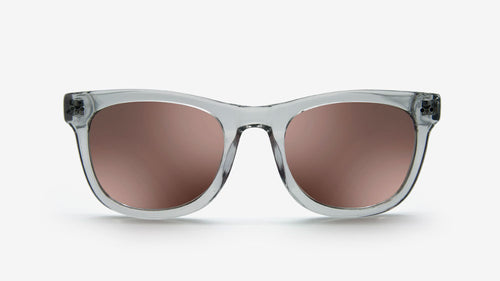 NEO Pale Crystal Grey | Ethical & Sustainable Sunglasses Australia