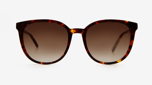 NKIRU Havana Tortoiseshell | Ethical & Sustainable Sunglasses Australia | ECOMONO | Melbourne