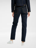 Mia Full Length High-rise Cigarette | Outland Denim | Ethical Jeans