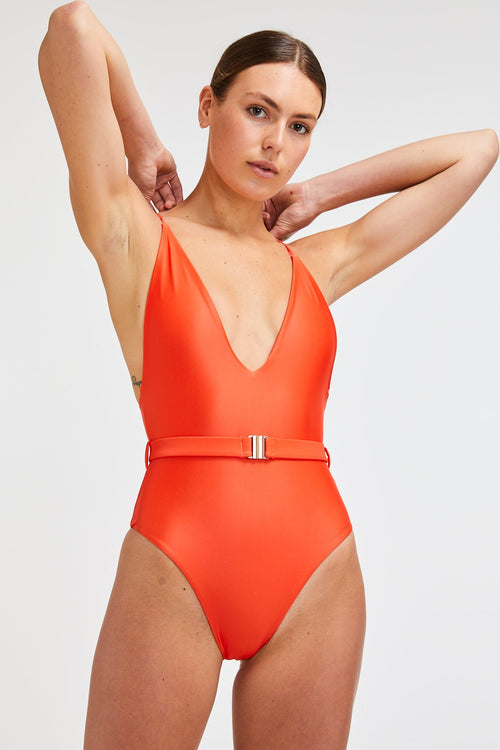 POPPY ONE PIECE SWIMSUIT | Ethical Swimwear Australia | ECO.MONO