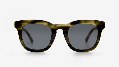PENDO Khaki Tortoiseshell | Ethical & Sustainable Sunglasses Australia