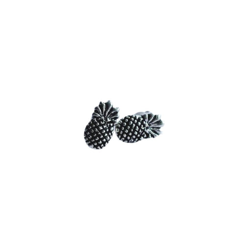 Pineapple Earrings | Ethical Jewellery Australia | ECO.MONO