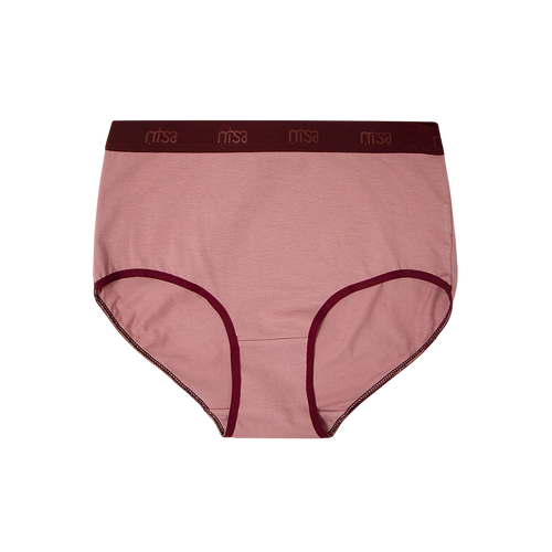 Sabina - High Full Brief | Ethical Underwear Australia | ECO.MONO