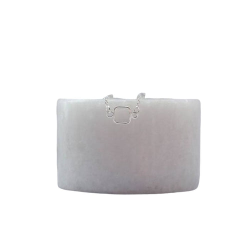 Square Cut-Out Bracelet | Ethical Jewellery Australia | ECO.MONO