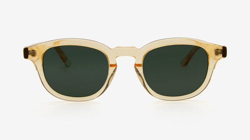 THOKO Mellow Yellow | Ethical & Sustainable Sunglasses Australia | ECOMONO | Melbourne
