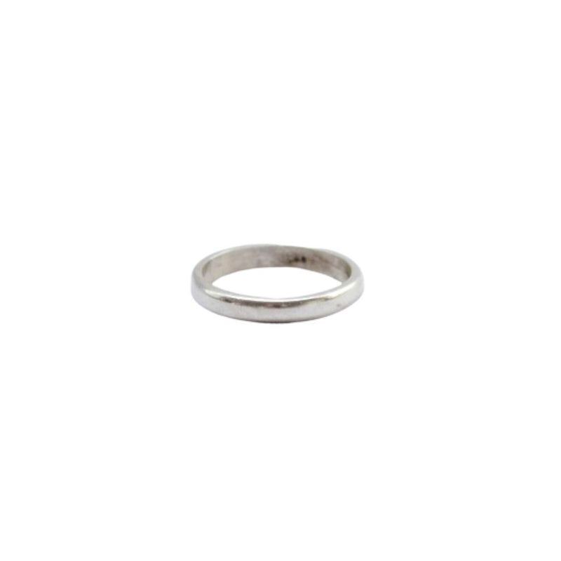 The Classic Sterling Silver Ring | Ethical Jewellery Australia | ECO.MONO