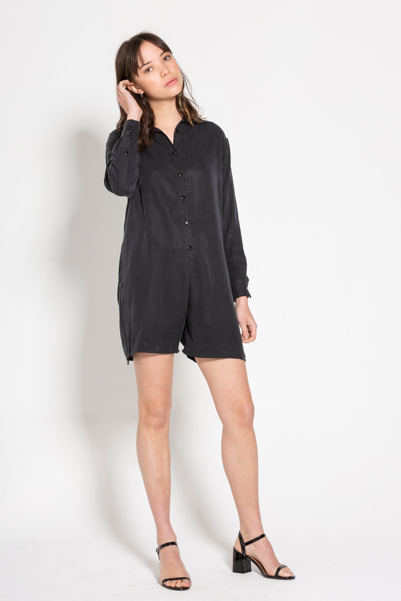 Wanderer Black Jumpsuit