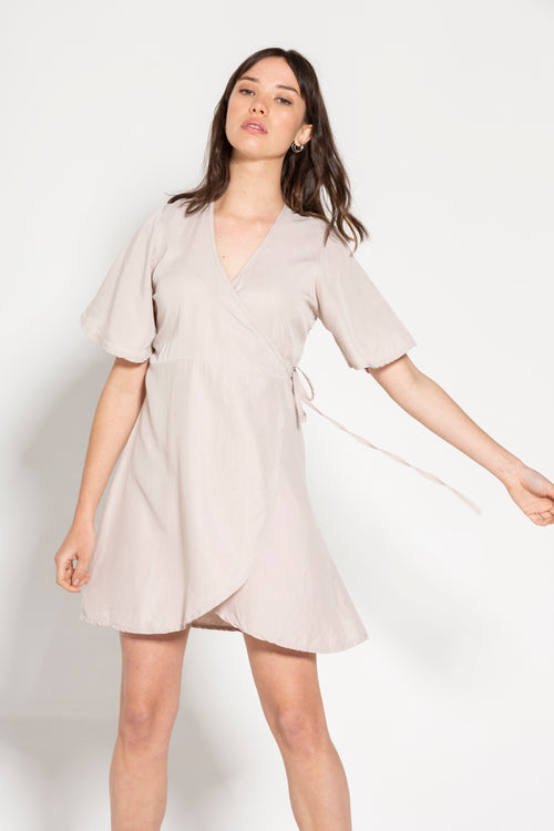 Wilder Wrap Dress